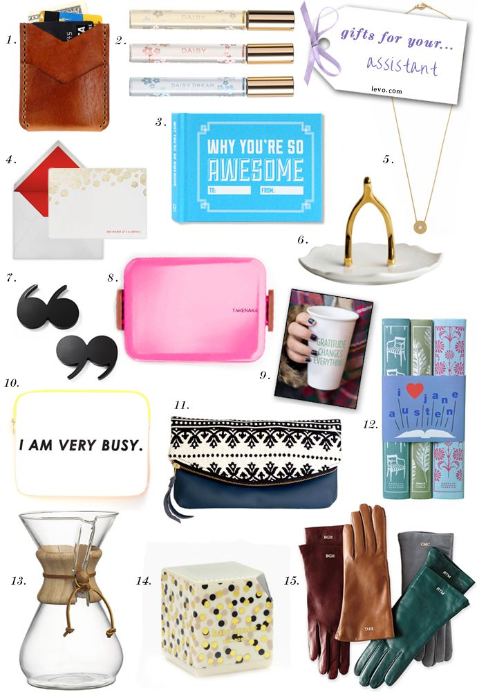 15 holiday gift ideas for your assistant ideas gifts for Gift ideas for assistants