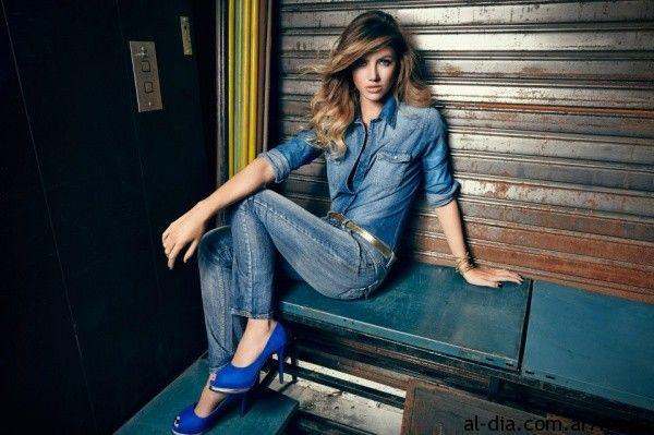 Jeans de moda invierno 2013