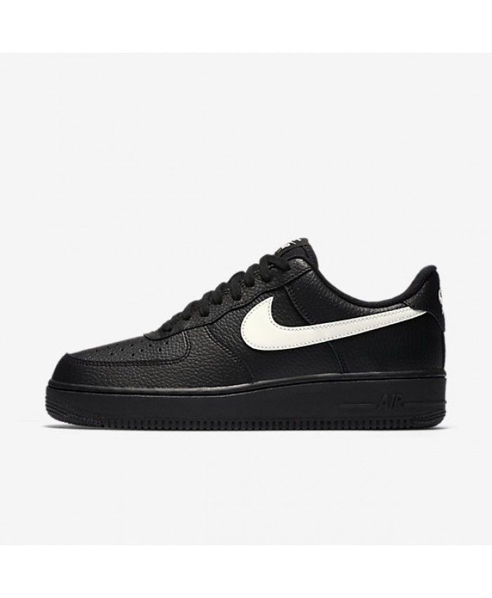 275c1495b1cc84 Nike Air Force 1 07 Black Sail AA4083-001