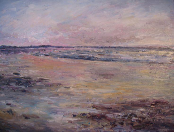 'Summer Evening Enniscrone'