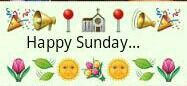Happy bless sunday everyone.. Gbu