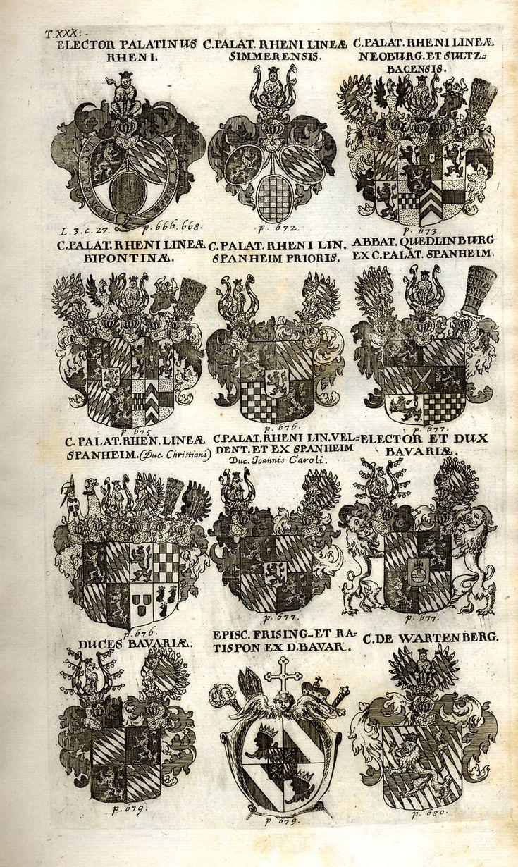 Spener, Philipp Jakob: Historia Insignium Illustrium Seu Operis Heraldici Pars Specialis. - Frankfurt <Main>, 1717.
