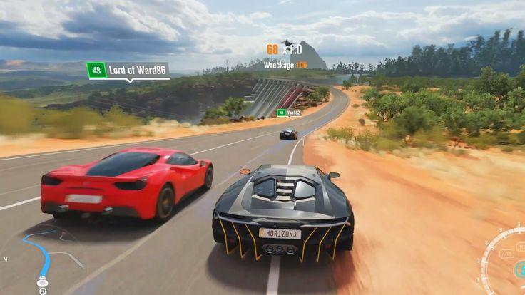 FORZA HORIZON 3 GAMEPLAY (Drifting, Racing, Off Roading)