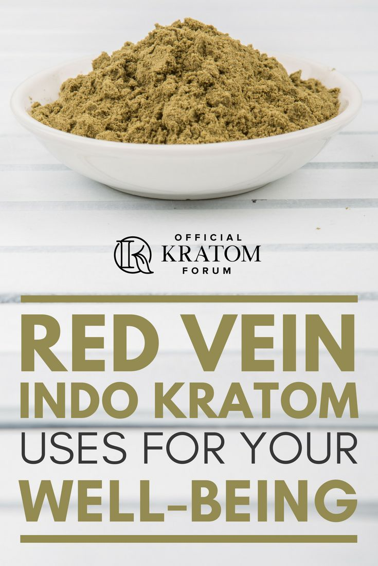 Here's how the Red Vein Kratom can help you on your daily emotional, physical, and psychological struggles.