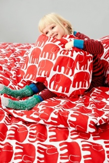 Finlayson Elephant bed linen set   Elefantti-pussilakanasetti 36,80 € (norm. 46 €)