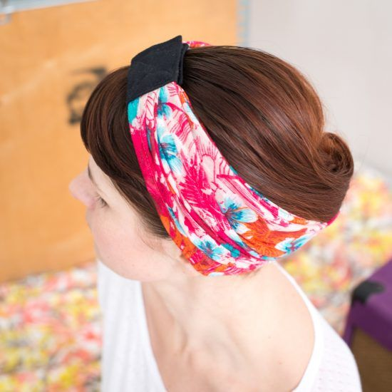 Bandeau à cheveux Foudre - Hawai