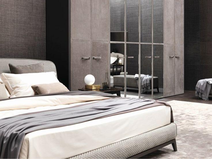 8 best Gentleman bed by Flou images on Pinterest   Gentleman ...