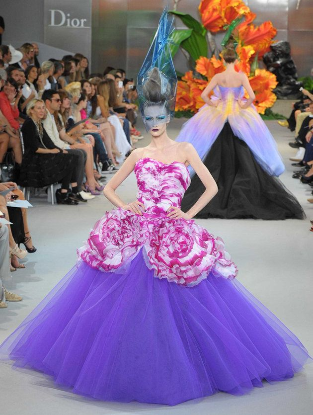 Dior couture by Galliano #StyleAsylum