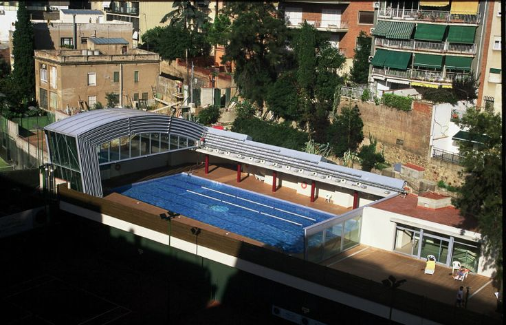 17 best images about pfc centro deportivo on pinterest for Piscine georges vallerey