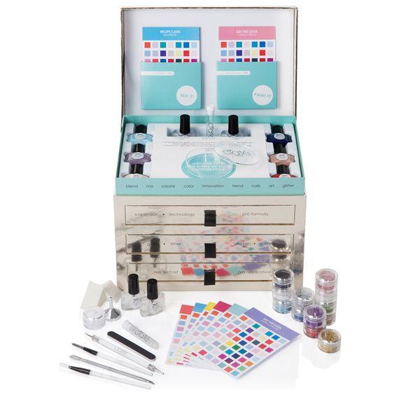 Ciaté lance Nail Lab, son studio de nail art à domicile ! nail lab all