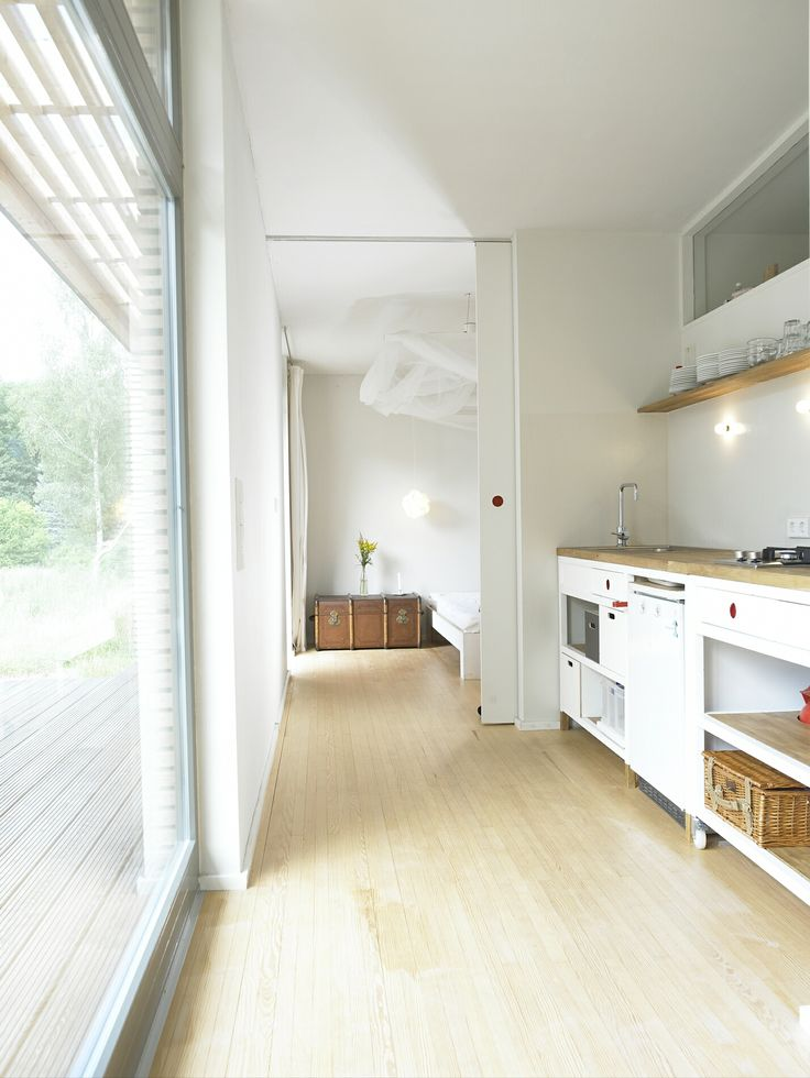 21 best Sommerhaus PIU images on Pinterest | Small homes, Small ...