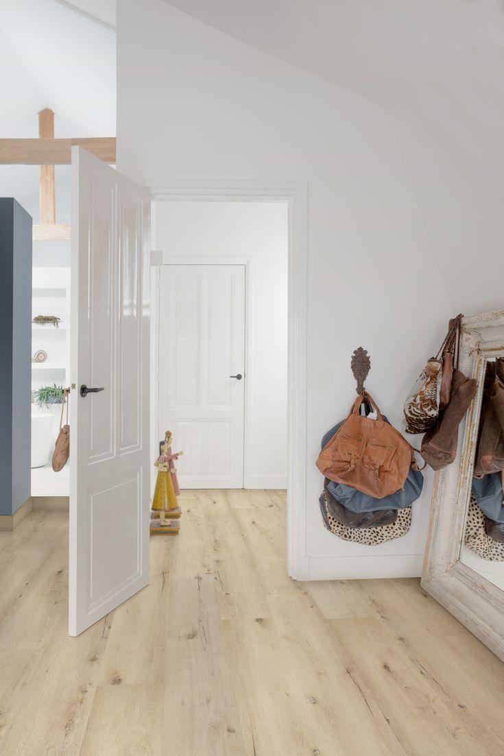 Floorify Rigid vinyl planks & tiles - Nice & Easy - F008 - Alpaca