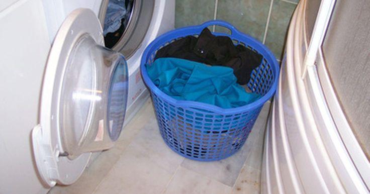 Cómo encoger telas de 80% algodón 20% poliéster