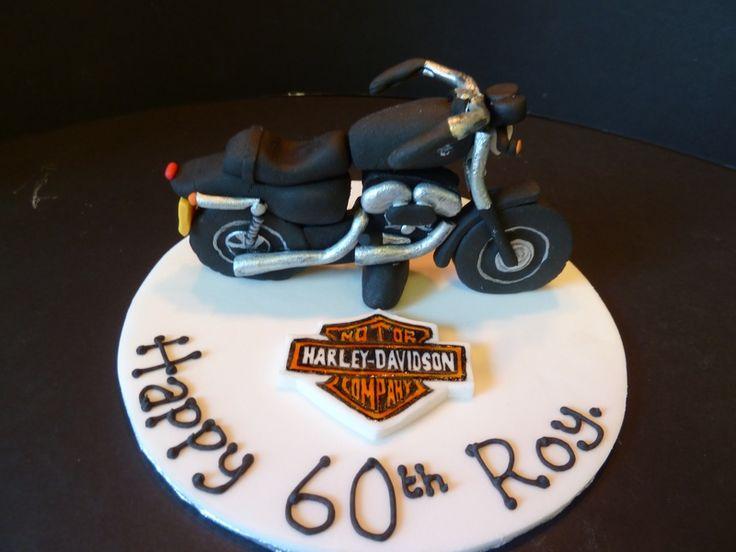 Edible Cake Images Harley Davidson : motorbike edible cake topper.JPG 800x600 pixels zvika ...