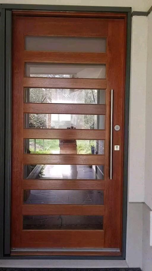 House Gate Design, Door Gate Design, Room Door Design, Door Design Interior, Home Room Design, Small House Design, Modern Interior Doors, Sliding Door Design, Tv Wall Design