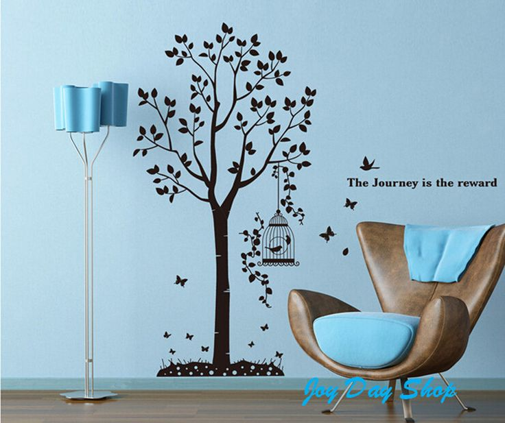 High Quality [For Walls Cheap Giant Tree Wall Stickers Home Garden Black Branch Pattern  Graffiti China] Photo Wallpaper Retro Graffiti Wall Mural Living Room Custom Part 18