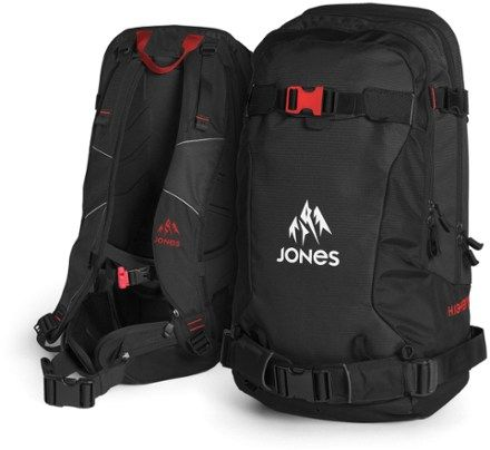 Jones Snowboards Higher 30L Snow Pack