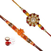 Rakhi Sets Online – Send Rakhi Sets to India, | Apkedwar