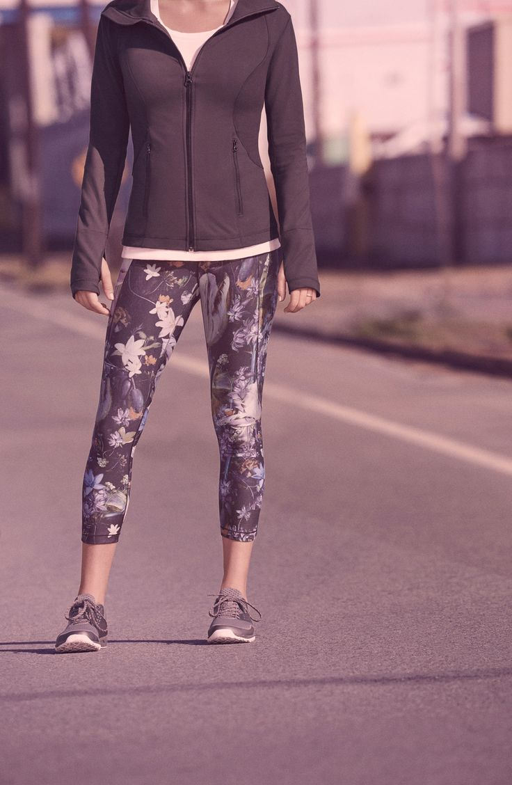 Quality outfits make quality workouts.