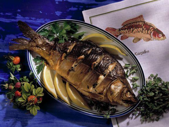 Marinierter Karpfen ist ein Rezept mit frischen Zutaten aus der Kategorie Fisch. Probieren Sie dieses und weitere Rezepte von EAT SMARTER!