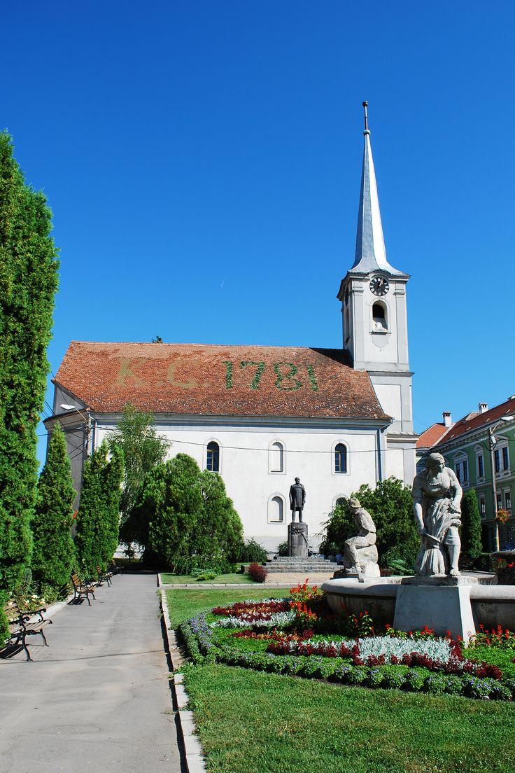 Biserica reformată (1781), Piața Márton Áron 11, Odorheiu Secuiesc