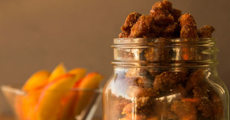 Indulge In The Rich Flavors Of Our Slow-Cooked Candied Almonds