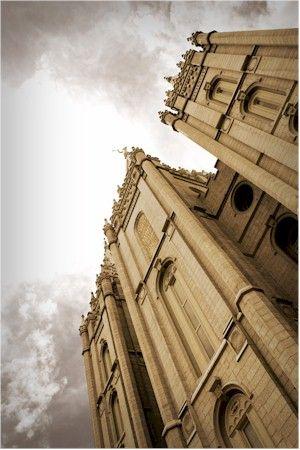LDS Temple @allisonchristensen