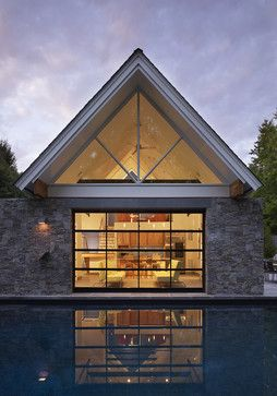 Mars pools and garage on pinterest for Garage pool house combos