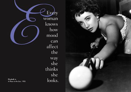 her mood can effect Elizabeth Taylor Quote