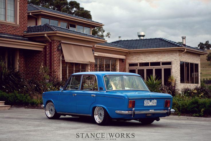 Gordan Zurovac's 1968 Fiat 125