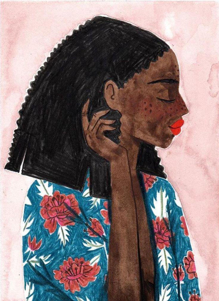 Brunna Mancuso, La Ilustradora Brasileña Que Vale La Pena Conocer