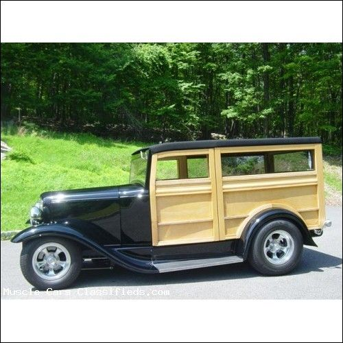 8 Best Wood Meets Metal Images On Pinterest Ford Models Woody
