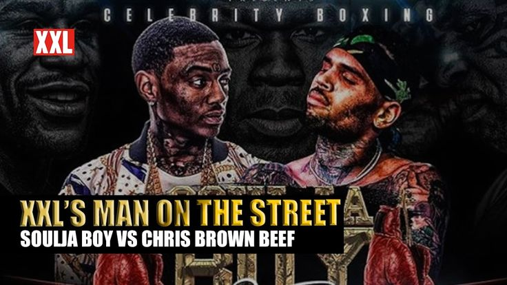 Fans Give Thoughts on Soulja Boy vs. Chris Brown Boxing Match  Man on the Street #thatdope #sneakers #luxury #dope #fashion #trending