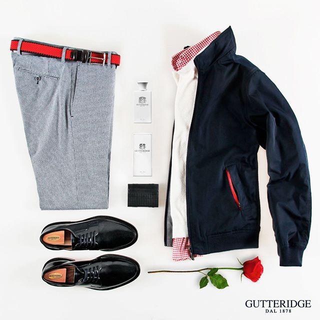 San Valentino si avvicina: l'outfit perfetto è Gutteridge. www.gutteridge.com #Gutteridge #Gutteridge1878 #SanValentino #PerfectOutfit #MenStyle #MensApparel #MensFashion #ItalianStyle #ItalianFashion #Elegance #Dapper