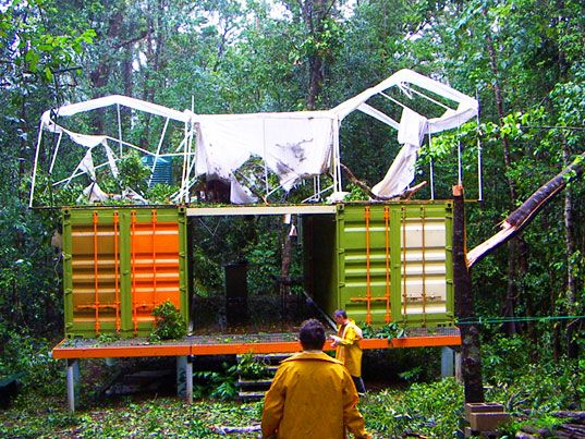38 best shipping container house images on pinterest - Cheap container homes australia ...