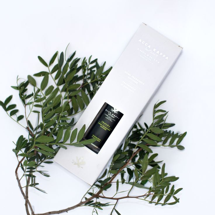 Akka Cappa Home Diffusor! Cedar fragrance is fresh still soft and gentle!