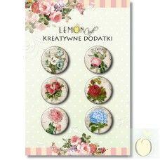 Buttonsflowers - vintage