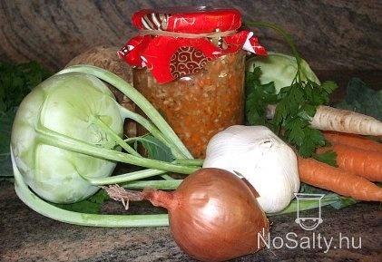 Ételízesítő házilag Évi baba konyhájából