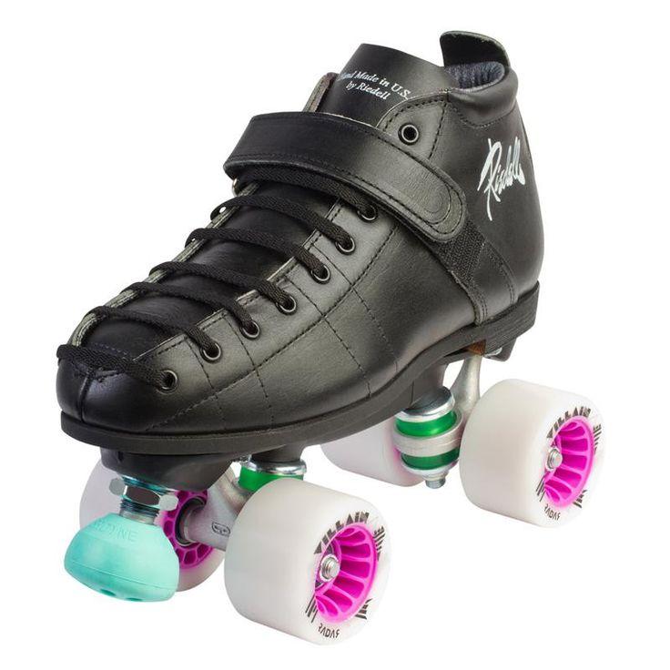 Riedell - Derby - She Devil 126 Roller Skates