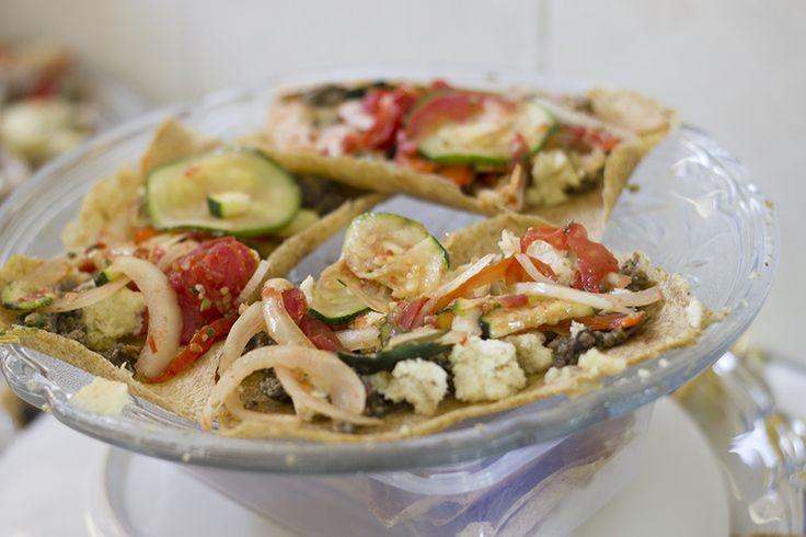 Raw Vegan Tostados - http://www.amyrachelle.com/info/1-day-raw-food-detox-workshop/ #rawvegan #pureraw