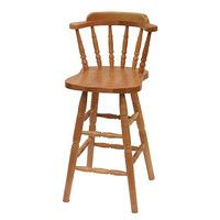 Cpw Small Spindle Back Bar Stool