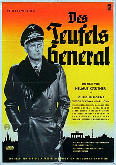 Des Teufels General by Helmut Käutner (1955)