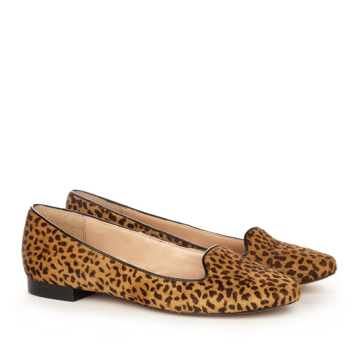 Solesocietg- I love to use touches of animal print in my home...same principle applies to fashion!  These are too cute!