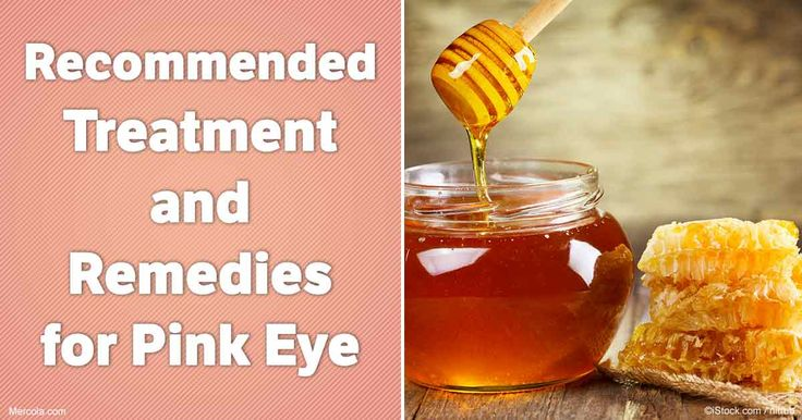 With these recommended treatment and remedies for pink eye, not only can you reduce the chances of spreading, but also experience relief from the symptoms. http://articles.mercola.com/pink-eye/treatment.aspx