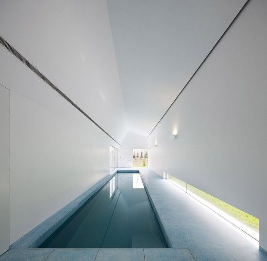 Ovar House by Paula SantosIndoor Pools, Lap Pools, Interiors Inspiration, Paula Santo, Interiors Design, Home Decor, Architecture, House, Portugal
