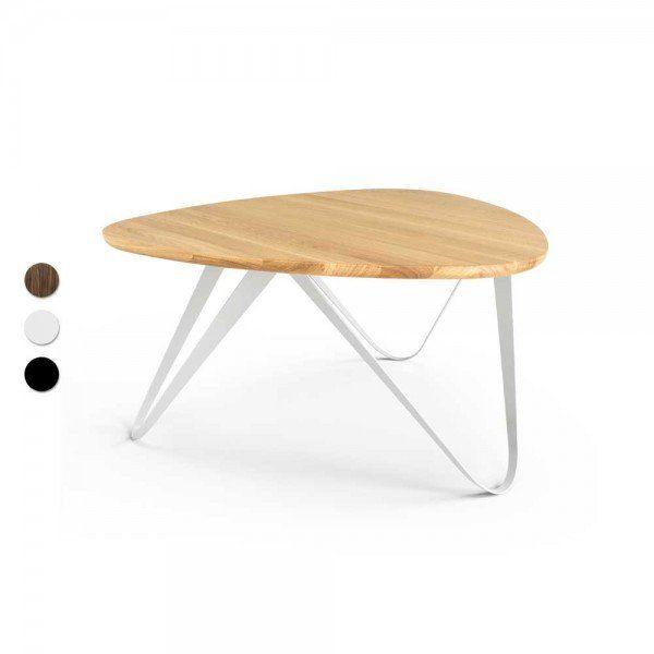Couchtisch Prek Holz Metall Couchtisch Tisch Design Tisch