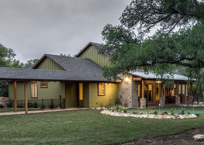 17 best images about texas ranch style homes on pinterest for Country style project homes