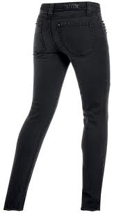Harley-Davidson® Women's Black Label Skinny  Jeans BLK 96375-12VW