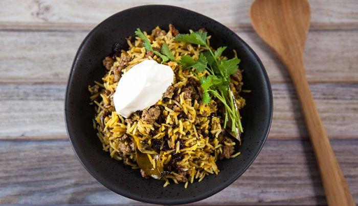 Bengali Lamb Biryani | Good Chef Bad Chef