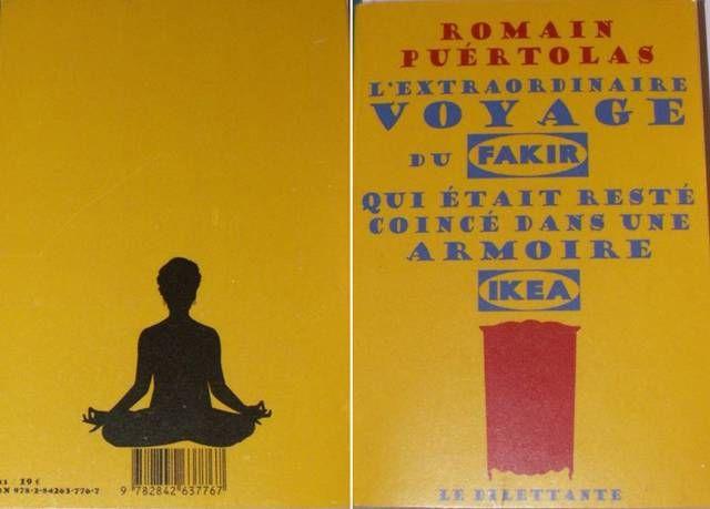 livre_romain puertolas_extraordinaire voyage du fakir reste coince dans une armoire ikea